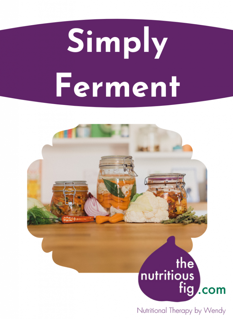 Simply Ferment